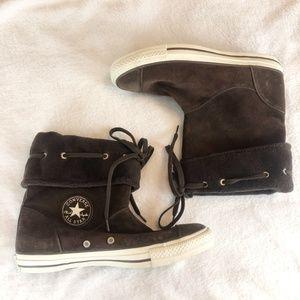 Converse Chuck Taylor Suede Andover Sneaker Boots